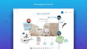 Microsoft Whiteboard 2