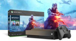 Xbox One X BF V