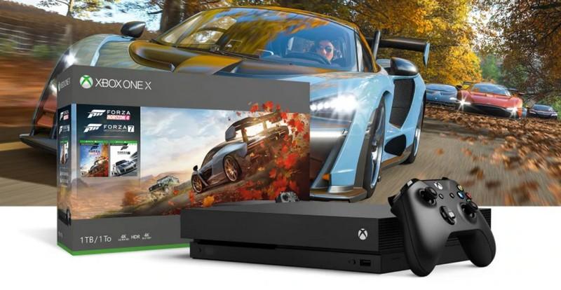 Xbox One X_FH4
