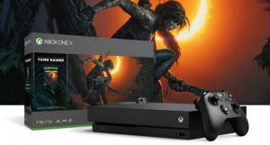 XboxOne X Tomb Raider