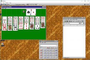 Windows 95 aplikacja