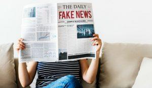 Fake news Microsoft