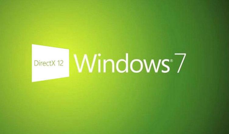 Directx 12 Windows 7