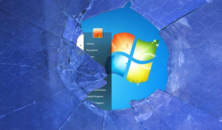 Windows 7, 8.1