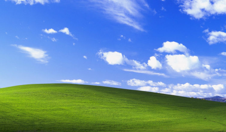 Windows XP tapeta