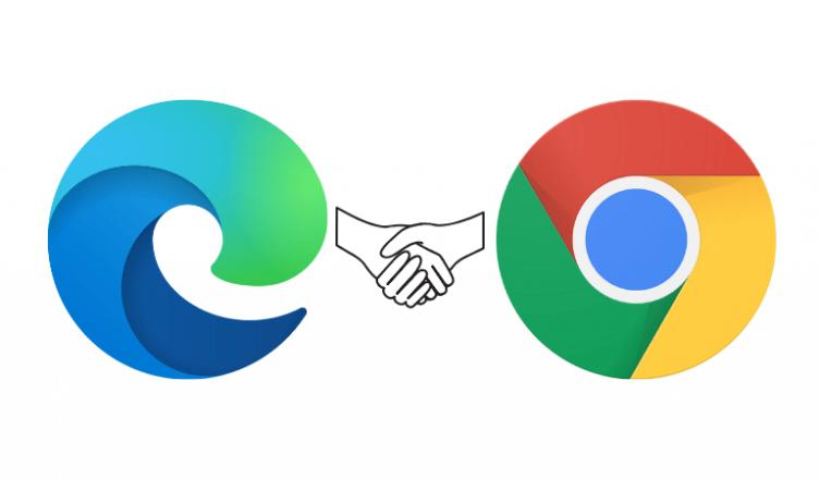 Microsoft Edge Chrome
