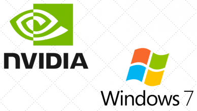 Nvidia - Windows7
