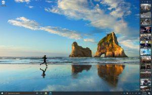 News Bar Windows 10