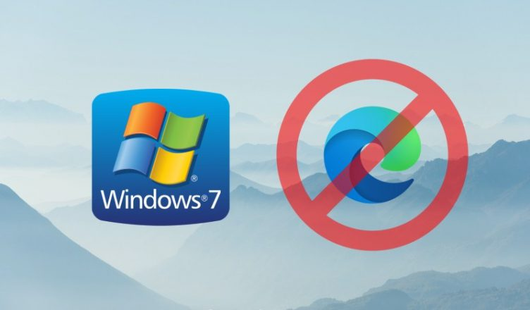 Windows7 Edge Chromium