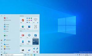 Nowy interfejs Windows 10