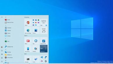 Nowy interfejs Windows 10