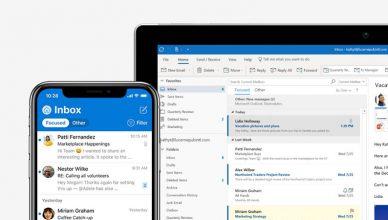 Outlook - nowości