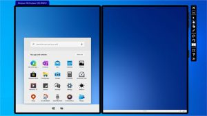 Windows 10X premiera