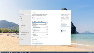 Windows 10 dyski
