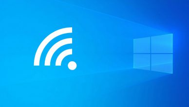 Windows 10 WiFi