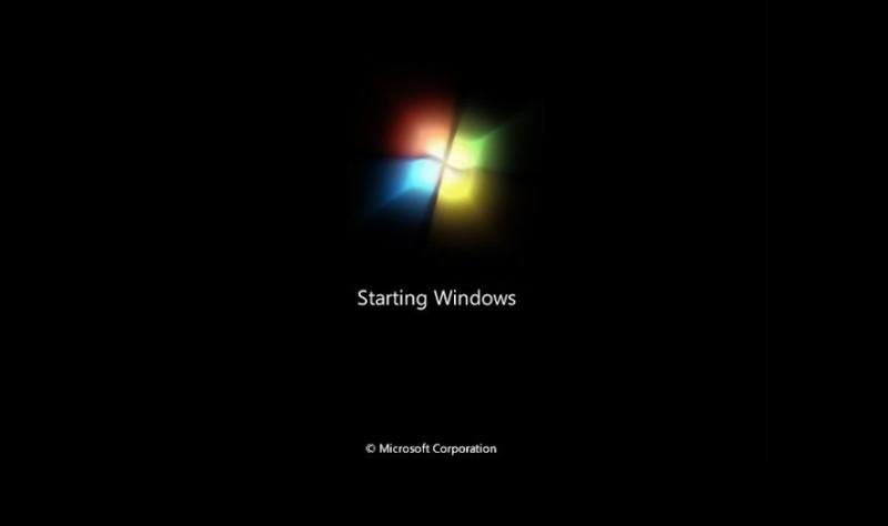 Windows 7 - uruchamianie