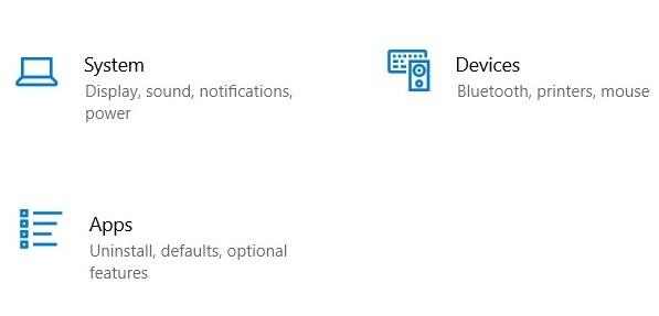 Wygląd ikon w Windows 10