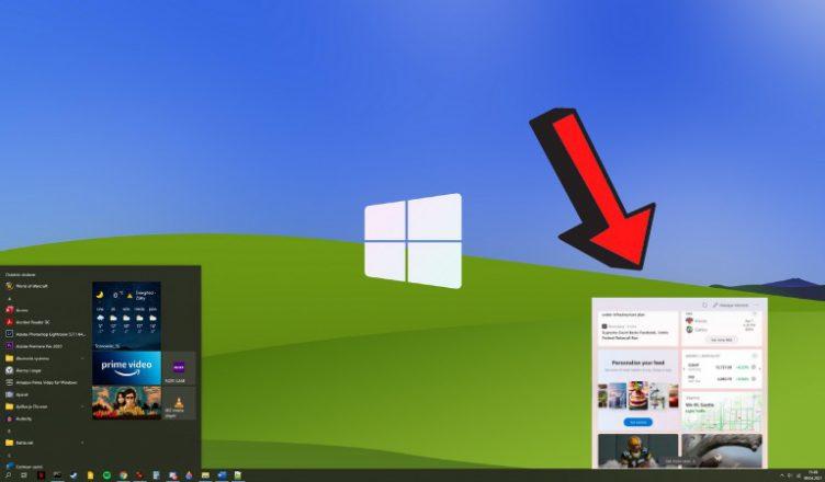 Windows 10 nowości i zainteresowania